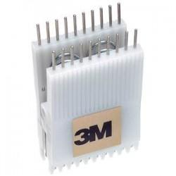 Teszt csipesz DIP14 chipekhez