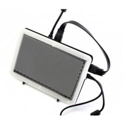 "7"" HDMI LCD burkolattal"