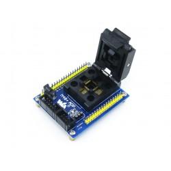AVR ISP QFP32 adapter (M48+)