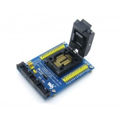 AVR ISP QFP64 adapter (M64+)
