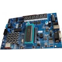 89C52 MCU fejlesztő lap (OK51 POWER 51)