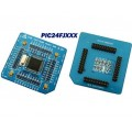 PIC24FJ96GA008 modul - QLdsPIC3