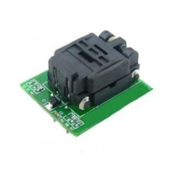 QFN8 (SON8) to DIP8 - 6x5mm