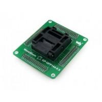 Univerzális ISP QFP144 (0,5) adapter
