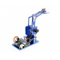 Robot kar RPi-hez (4-DOF)