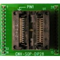 SOIC28 to DIP28 adapter ADP-028