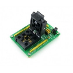 STM8 ISP QFP44 adapter