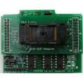 TSOP48 16 BIT ZIF Adapter (foglalattal) - ADP-042
