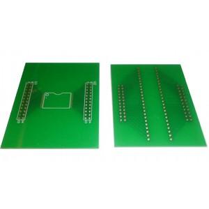 TSOP48 to DIP48 adapter nyáklap készlet