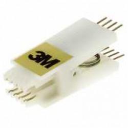 Teszt csipesz DIP8 chipekhez