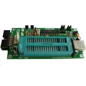 UPP628 programozó (PIC, AVR, 68HC908, EEPROM)