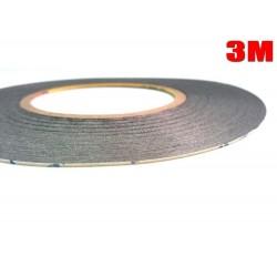 Kétoldalas ragasztószalag 3mm