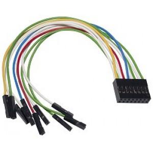 ASIX FORTE adapter ICSPCAB16