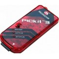 Microchip PICKIT 3 ICD programozó és debugger