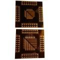 QFP64 apapter nyáklap (0,5mm és 0,8mm) 2az1-ben