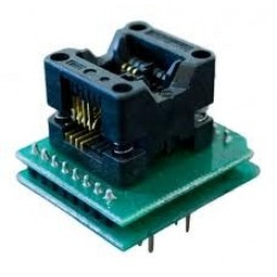 DUAL SOIC8 to DIP16 Adapter  (200mil)