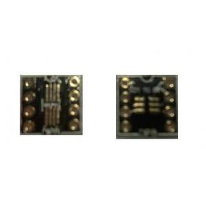 SSOP8 to DIP8 és SOT6 to DIP6  adapter nyáklap - kétoldalas