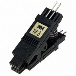 Teszt csipesz SOP8 chipekhez - 3M