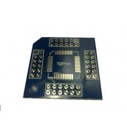 QFP44 adapter nyáklap