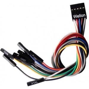 ISP adapter Wellon programozóhoz