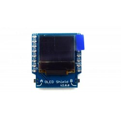 Wemos D1 Mini OLED kijelző